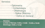 Optica Valencia F.