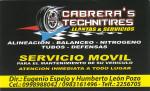 Cabrera's Technitires