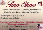 Tina Shoes