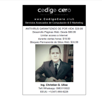www.CodigoCero.club